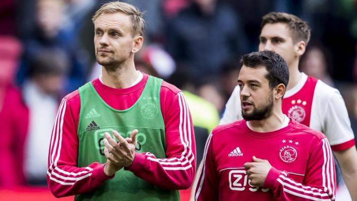 AMSTERDAM Ajax SC Heerenveen voetbal Eredivisie seizoen 2017 2018 11 03 2018 Stadion de Aren