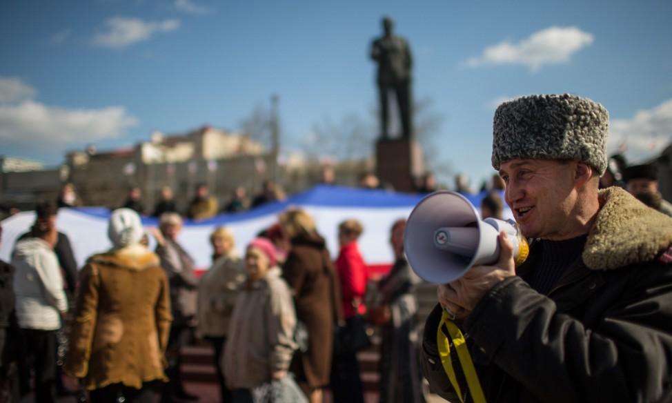 Krise auf der Krim