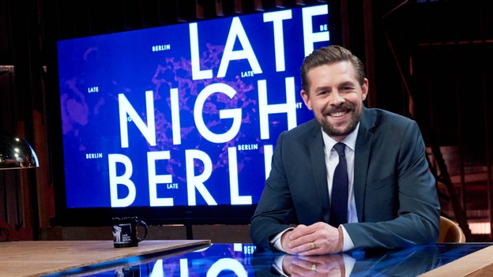 Late Night Berlin mit Klaas Heufer-Umlauf