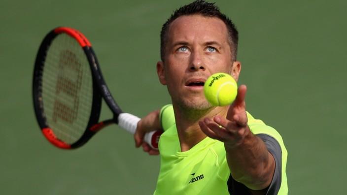 ATP Dubai Duty Free Tennis  Championships - Day One