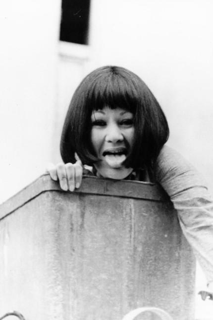 Kino: Als Bürgerschreck-Mädchen namens Kübelkind überzeugte seinerzeit die Schauspielerin Kristine de Loup.