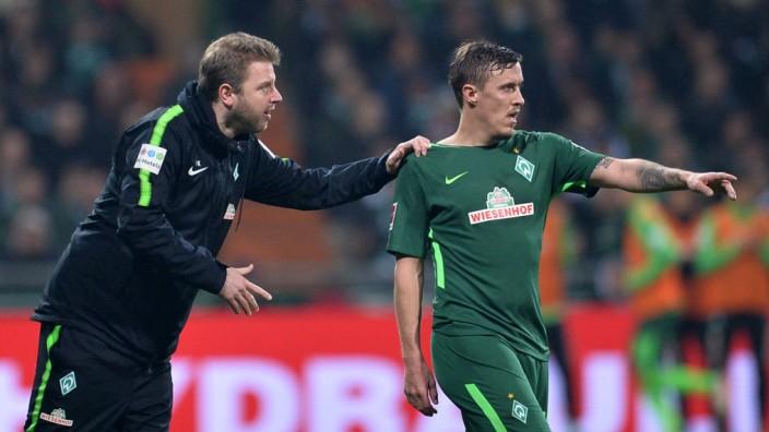 Fußball 1 Bundesliga 26 Spieltag Werder Bremen 1 FC Köln am 12 03 2018 im Weser Stadion in Brem