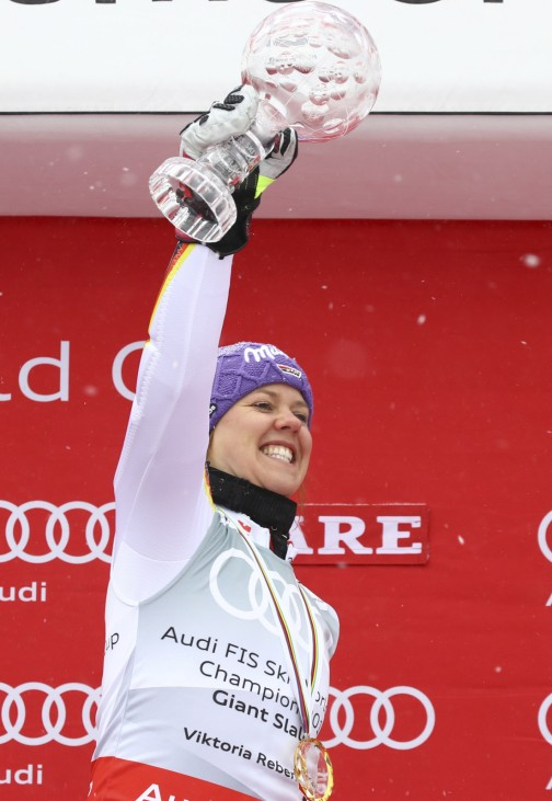 Ski Alpin Weltcup in Are