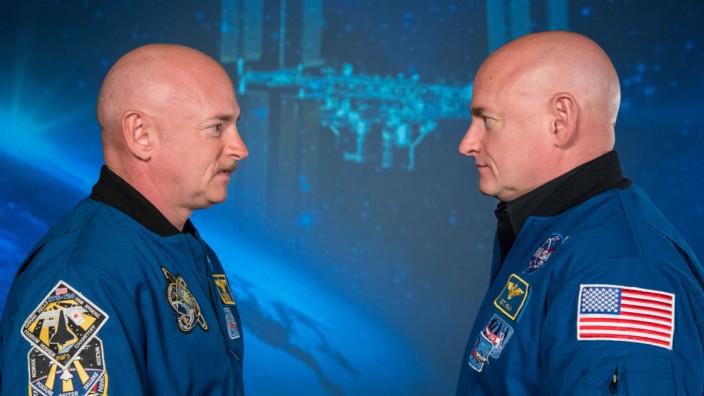 Mark und Scott Kelly