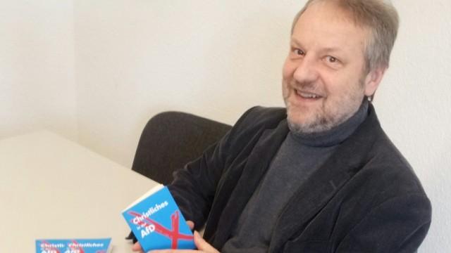 Buch über die AfD: Hat vergeblich nach christlichen Werten in der AfD gesucht: Thomas Häußner, Leiter des Echter Verlags.