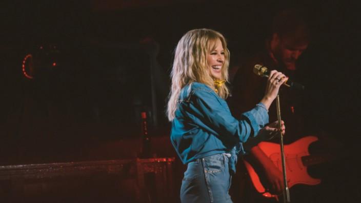 Kylie Minogue Barcelona