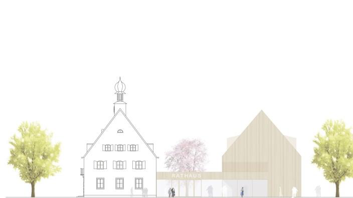 Ortsgestaltung: Der Siegerentwurf aus dem Architektenwettbewerb ist nur die Ausgangsbasis für die eigentliche Planung, die jetzt beginnt.