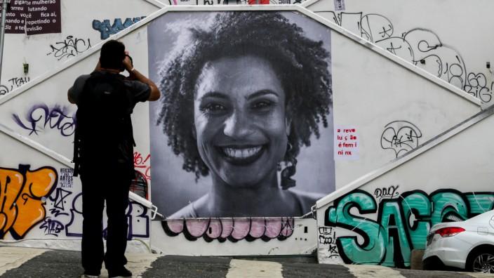 Brasilianische Politikerin erschossen