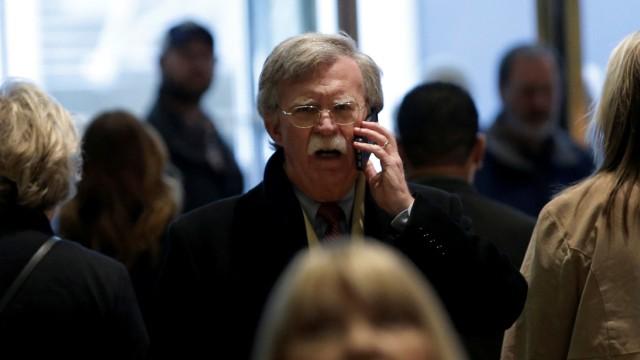 John Bolton ist neuer Nationaler Sicherheitsberater von US-Präsident Donald Trump.