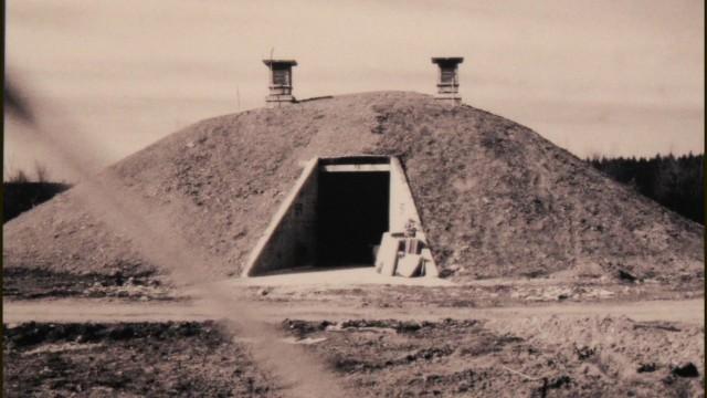 Die Nationalsozialisten errichteten bei Leutkirch ein Munitionsdepot für chemische Kampfstoffe wie Sarin und Senfgas.