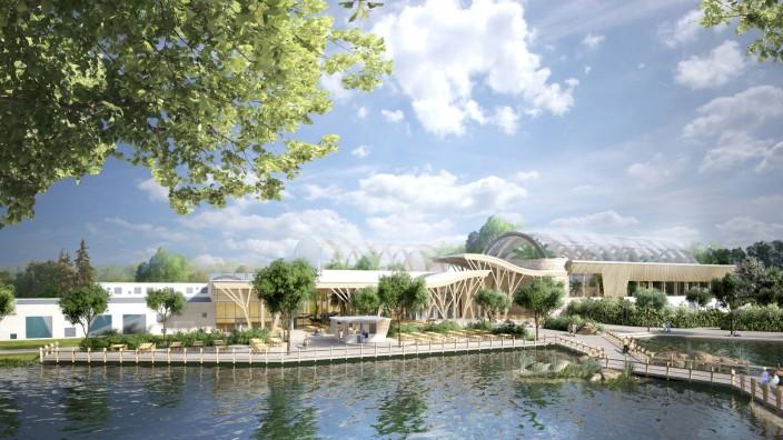 Center Parcs baut bei Leutkirch im Allgäu einen Freizeitpark mit Spaßbad für 300 000 Touristen im Jahr.