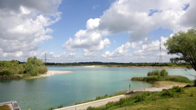 Planung hinter verschlossenen Türen: Zwei Flächen am Hollener See sollen künftig kommerziell genutzt werden.