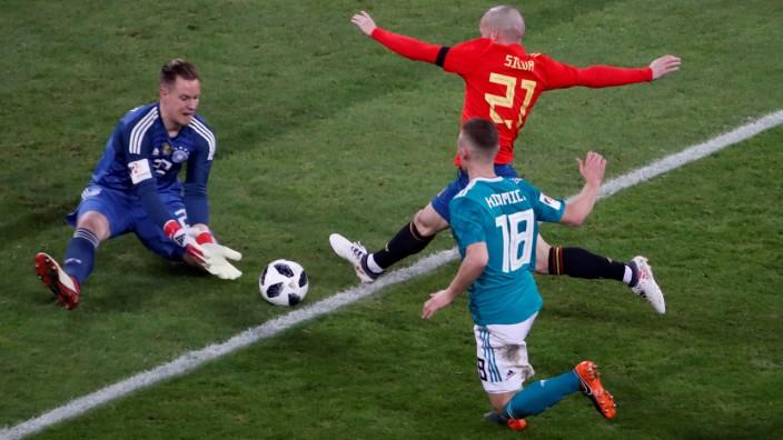 International Friendly - Germany vs Spain