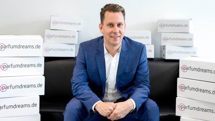 """Chef von Parfumdreams.de im Interview: """"Wir dürfen uns nur wenig Fehler erlauben"""": Kai Renchen, Geschäftsführer von Parfumdreams.de"""