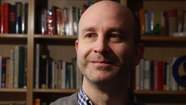 Holger Krag, Leitder der Abteilung für Weltraumschrott bei der Europäischen Weltraumorganisation (ESA)