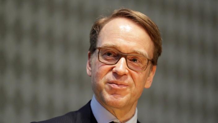 Bundesbank-Präsident Jens Weidmann möchte nicht, dass die EZB eine eigene Klimapolitik betreibt.