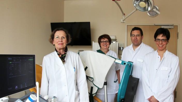 Nachfolgerin führt gynäkologische Spezialsprechstunde am Helios Amper-Klinikum Dachau fort