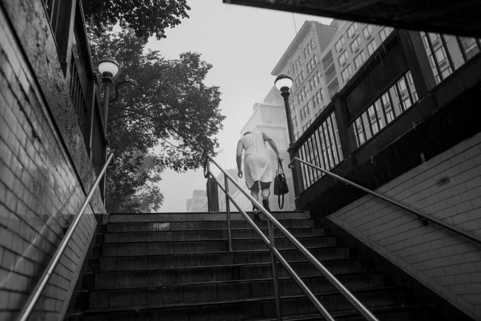 Luc Kordas Loneliness in New York