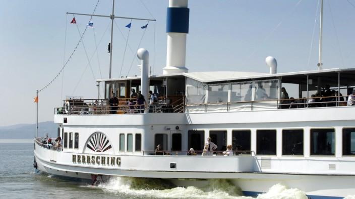 Herrsching,  Bayerisch.Schifffahrt Saison 2009