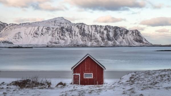 Sund Ramberg Leknes Lofoten Norway Europe *** Sund Ramberg Leknes Lofoten Norway Europe; Strand Strände Beach beaches Sea Meer