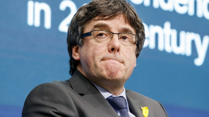 Katalonien-Konflikt: Gerät zum polit-juristischen Krimi: die Auslieferung des früheren katalanischen Ministerpräsidenten Carles Puigdemont von Deutschland nach Spanien