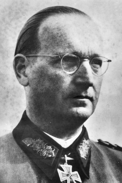 Hans Speidel, 1944
