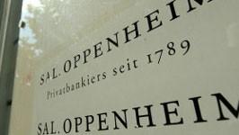 Sal. Oppenheim, Deutsche Bank, ddp