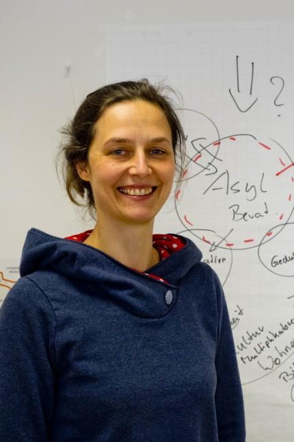 Caritas Asylsozialberatung Veronika Holzinger