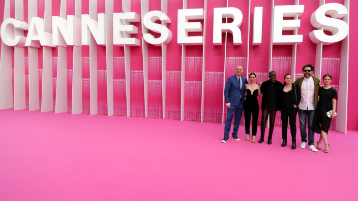 Cannes International Series Festival 2018 - Competition opening ceremony