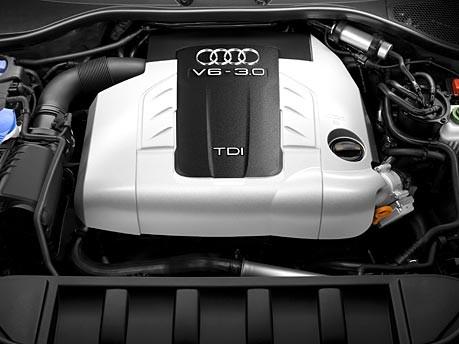 Audi Q7 2010