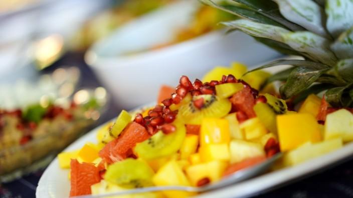Brunch in München gibt es sonntags in der Fortuna Cafébar - aber auch kleines Frühstück.