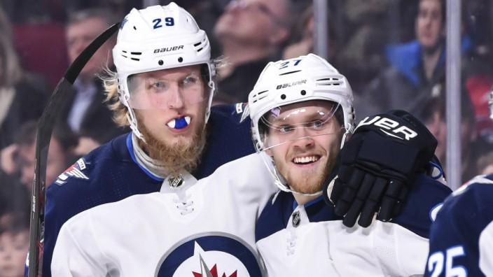 Winnipeg Jets v Montreal Canadiens