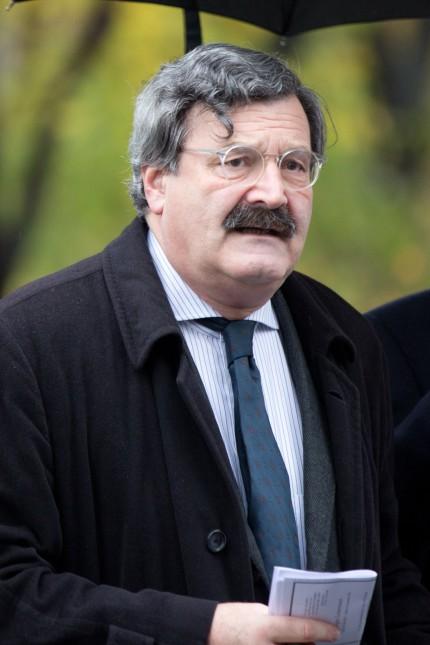 Trauerfeier für Jürgen Leinemann