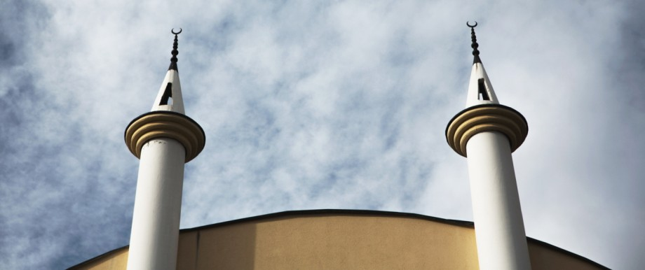 München: Schmuckfoto, Symbolfoto: Pasing.  Pasinger Moschee.