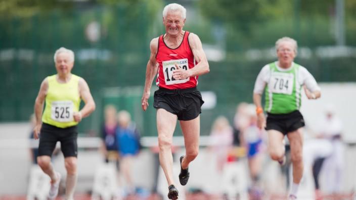 Deutsche Senioren-Meisterschaften Leichtathletik