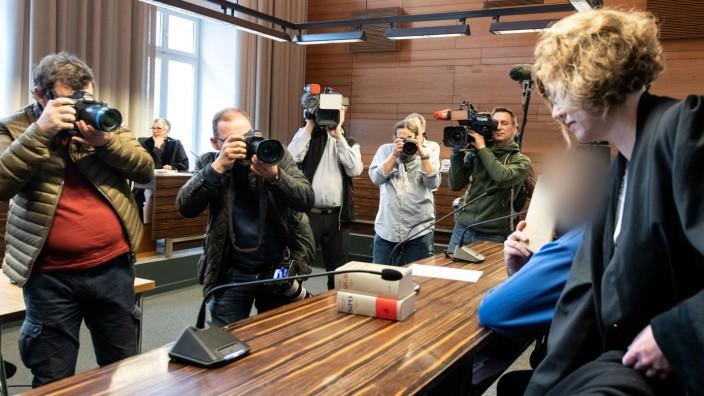 Erster Missbrauchsprozess in Freiburg