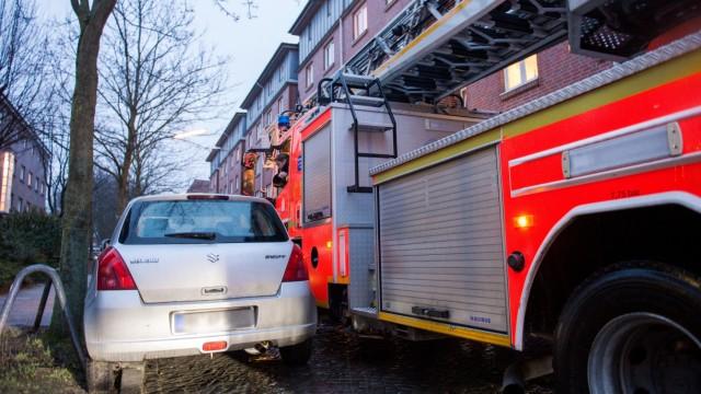 Aktion 'Platz für Retter' der Feuerwehr