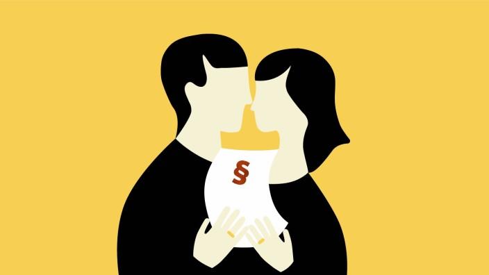 """Serie """"Reden wir über Liebe"""": Nicht nur für wohlhabende Paare wichtig: Bei den Verhandlungen zum Ehevertrag zeigt sich, wie teamfähig ein Paar ist. Und ob ihre Vorstellungen zusammenpassen."""