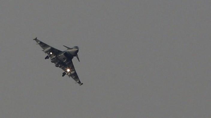 Militärschläge gegen Syrien