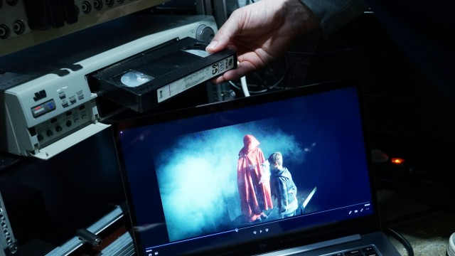 "München: Alte VHS-Kassetten kann man im ""Pixel"" ins digitale Zeitalter beamen."