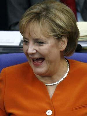 Angela Merkel; ddp