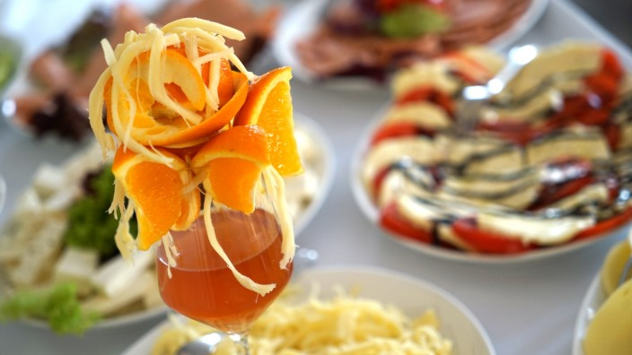 Frühstücken im Keko: Im Keko gibt es jeden Sonntag ein türkisches Frühstücksbüffet.