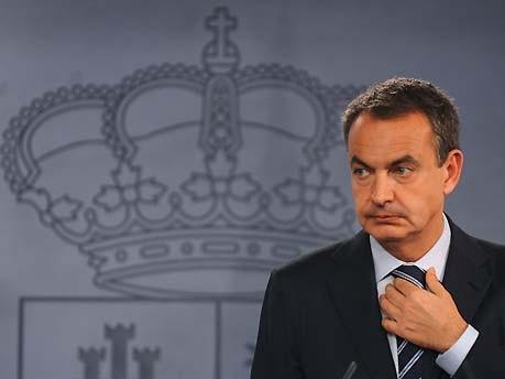Zapatero; AFP