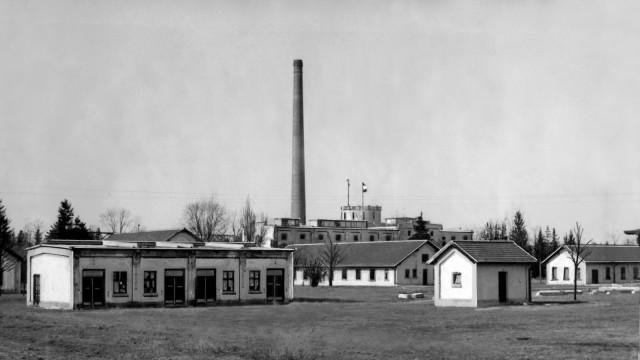 Konzentrationslager Dachau, 1933