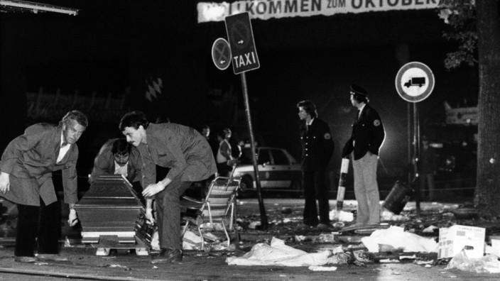 Beim Anschlag auf das Oktoberfest in München starben 13 Menschen.