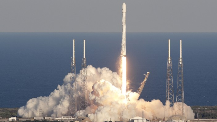 """Nasa-Weltraumteleskop ´Tess"""" startet"""
