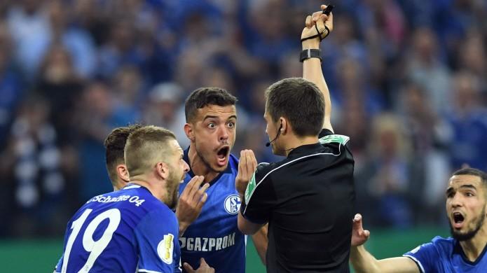 FC Schalke 04 - Eintracht Frankfurt 0:1