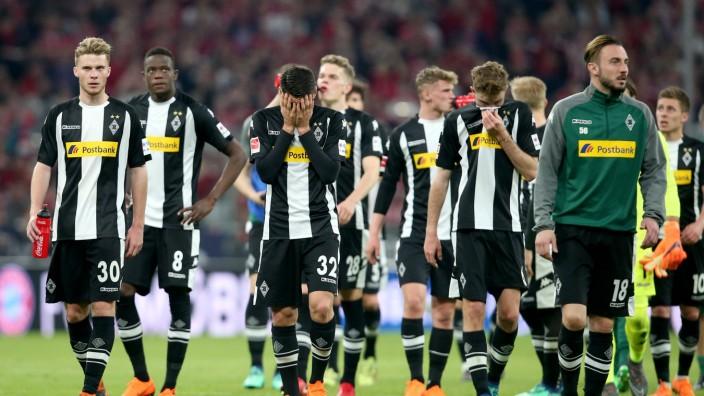 Nico Elvedi Borussia Moenchengladbach 30 Vincenzo Grifo Borussia Moenchengladbach 32 Christo