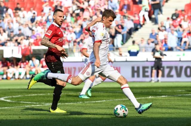 Bundesliga - Hannover 96 vs Bayern Munich