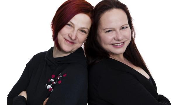 """Katja Seide und Danielle Graf, Bloggerinnen auf """"Gewünschtestes Wunschkind"""""""